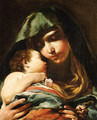 The Madonna and Child 2 - Giuseppe Maria Crespi