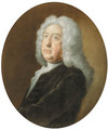 Portrait of Sir James Thornhill (1675-1734) - George 1st Marquess Townshend