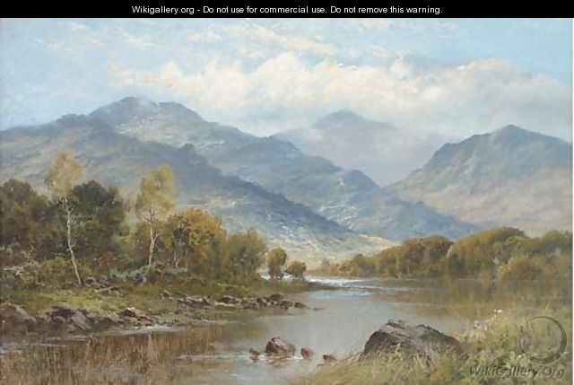 On the Conway - George Spencer Watson