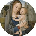 The Madonna and Child - Gerard David