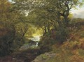 The Brook - George Vicat Cole
