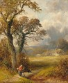 Near Mackworth, Derbyshire - George Turner