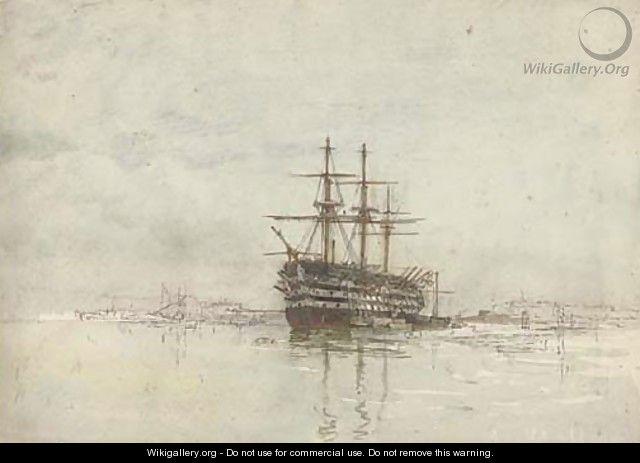 A quantity of unframed drawings and watercolours by Henry Robertson - Henry Robert Robertson