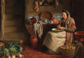 Apples, cabbages and swedes - Henry Spernon Tozer
