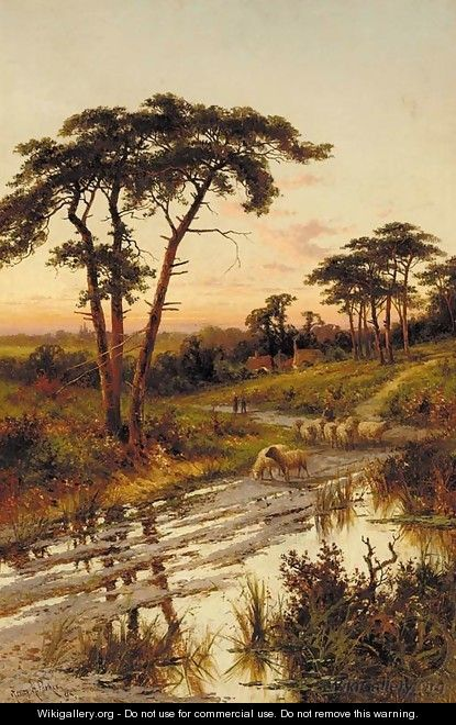 Near Guildford, Surrey - Henry Hillier Parker