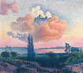 Le nuage rose - Henri Edmond Cross