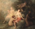 The Temptation of Saint Anthony - Ignace Henri Jean Fantin-Latour