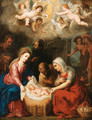 The Nativity - Hendrik van Balen, I