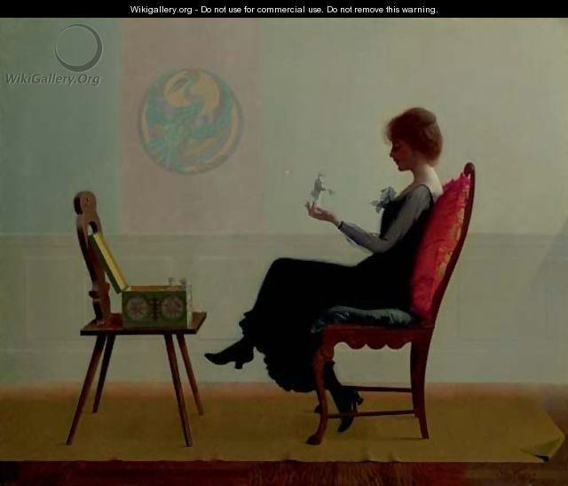 The Suitors - Harry Willson Watrous
