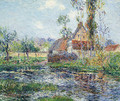 Hendreville sur l'Eure (Hendreville on the Eure) - Gustave Loiseau