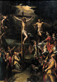 The Crucifixion - Hans Jordaens I