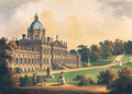 Castle Howard, Yorkshire - Francis Nicholson