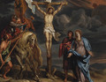 The Crucixion - (after) Dyck, Sir Anthony van