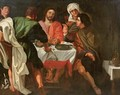 The Supper at Emmaus - (after) Sir Peter Paul Rubens