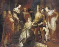 The Judgement of Solomon 4 - (after) Sir Peter Paul Rubens