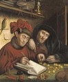 The tax collectors - (after) Quinten Massy