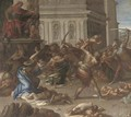 The Massacre of the Innocents - (after) Pietro Testa