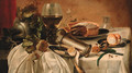 Still life - (after) Pieter Claesz