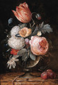 Flowers - (after) Pieter Gallis