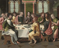 The Last Supper 2 - (after) Pieter Coecke Van Aelst