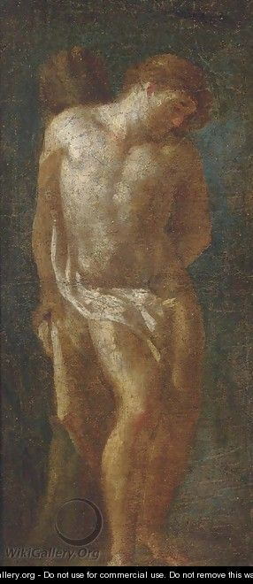 Saint Sebastian - (after) Ludivico Carracci
