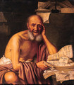 Socrates - (after) Michelangelo Merisi Da Caravaggio