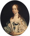 Portrait Of Mrs Boynton Wood - (after) Of John Michael Wright