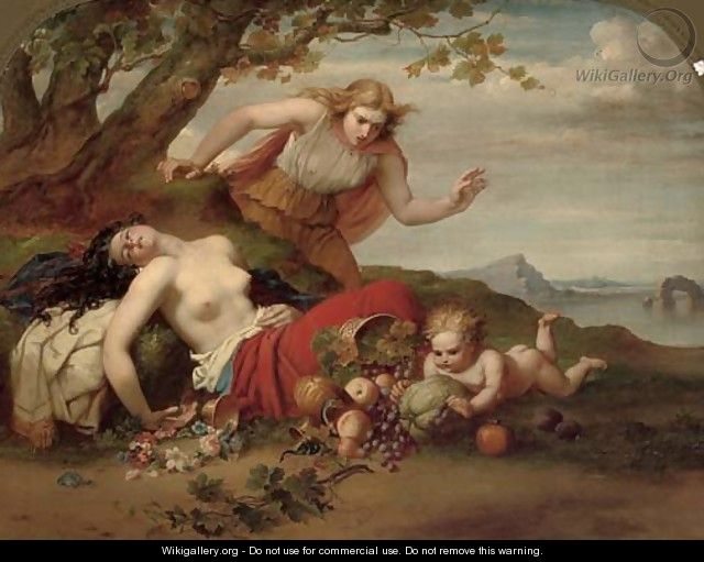 Venus, Ceres and Bacchus - George G. Bullock