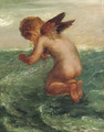 Good Luck to your Fishing - George Frederick Watts