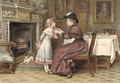 Sunday morning 2 - George Goodwin Kilburne