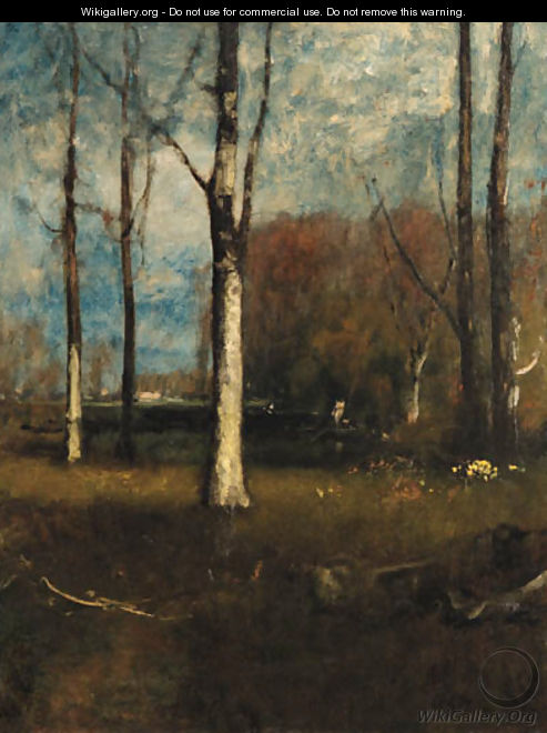 Untitled 3 - George Inness
