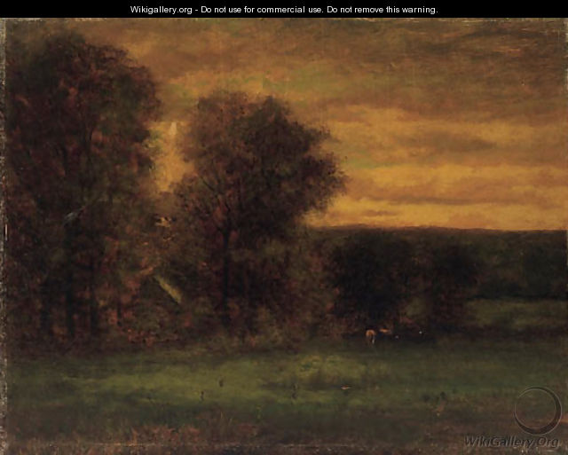 Untitled - George Inness