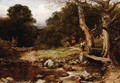A Riverside Walk - George, of Chichester Smith