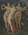 The Three Graces - French School