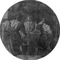 The Supper at Emmaus - French School