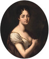 Portrait Of A Young Lady - French School