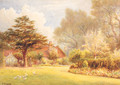 Autumn, Epping, near Buckhurst Hill - Frederick James McNamara Evans