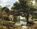 My cottage near the brook - Frederick Richard Lee