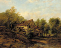 The old water mill - Frederick Waters Watts