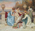 Choosing the Finest - Charles Joseph Frederick Soulacroix