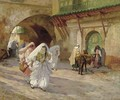 Women of Algiers - Frederick Arthur Bridgman