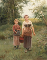 The berry pickers - Jose Maria Jardines