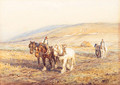 Ploughing the Fields - Harold Swanwick
