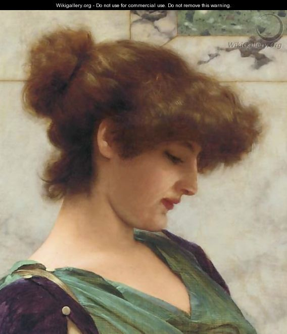 Reverie 2 - John William Godward