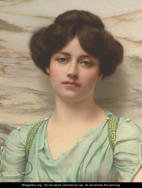 Carina - John William Godward