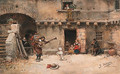 The strolling Player - Jose Benlliure y Gil