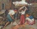Winnowing - John Roddam Spencer Stanhope