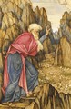 The Vision of Ezekiel The Valley of Dry Bones - John Roddam Spencer Stanhope