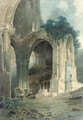 Rievaulx Abbey, Yorkshire - John Sell Cotman