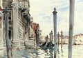 The Grand Canal, Venice - John Singer Sargent